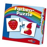Farben-Puzzle von NORIS