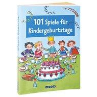 101 Spiele für Kindergeburtstage von MOSES