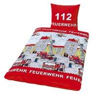 """Bettwäsche """"Feuerwehr"""" von HERDING"""