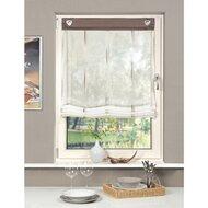 schiebevorhang gerti scherli 245x60 cm kreise online. Black Bedroom Furniture Sets. Home Design Ideas