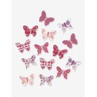14er-Set Deko-Schmetterlinge von VERTBAUDET