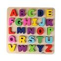 Holzpuzzle ABC Buchstaben von SOLINI