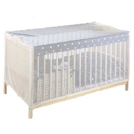 La moustiquaire pour lit enfant