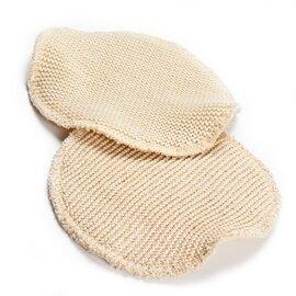 Les coussinets d'allaitement 3 épaisseurs