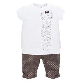 L'ensemble t-shirt + legging