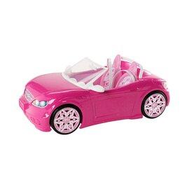 barbie et son cabriolet poupees mannequin pour enfant pas cher sur prix jouet. Black Bedroom Furniture Sets. Home Design Ideas