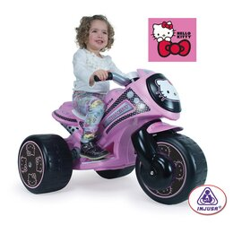 Le tricycle Hello Kitty