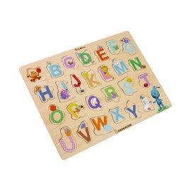 Le puzzle alphabet kikaninchen