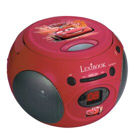 Lecteur radio-CD Disney Cars