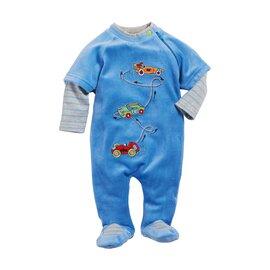 Pyjama bleu cielgris