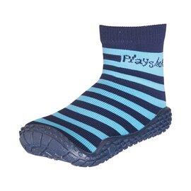 Chaussettes aqua marine bleu c