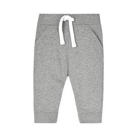 Pant. jogging gris chiné