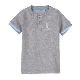 T shirt mc 1786 stone mel.