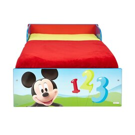 lits disney mickey mouse. Black Bedroom Furniture Sets. Home Design Ideas