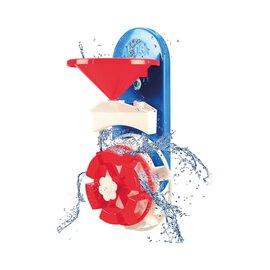 Wasserspaß Wasserrad