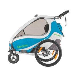 La remorque de vélo enfant Kid