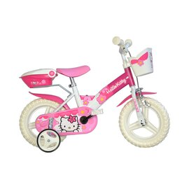 Le vélo hello kitty 12 pouces