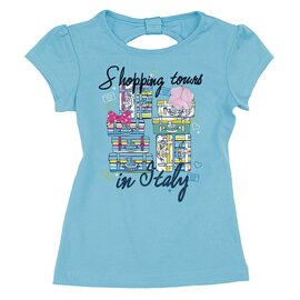 T-shirt « shopping tours in italy »