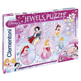 Puzzle « pierres brillantes »