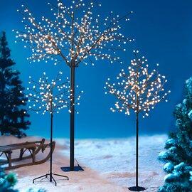 Welche Weihnachtsdeko Für Den Outdoor-bereich Benutzen? - Die ... Baum Fur Den Garten Outdoor Bereich Perfekt Geeignet