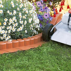 Bordure sp cial tondeuse commander en ligne - Bordure de jardin special tondeuse ...