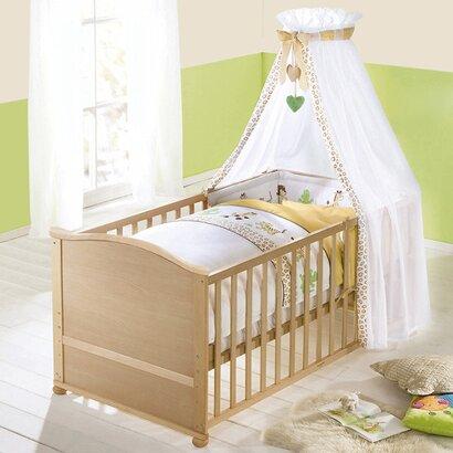 roba gitterbett komplett set online kaufen baby walz. Black Bedroom Furniture Sets. Home Design Ideas