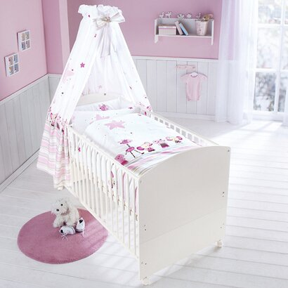 schardt kinderbett komplett set online kaufen baby walz. Black Bedroom Furniture Sets. Home Design Ideas