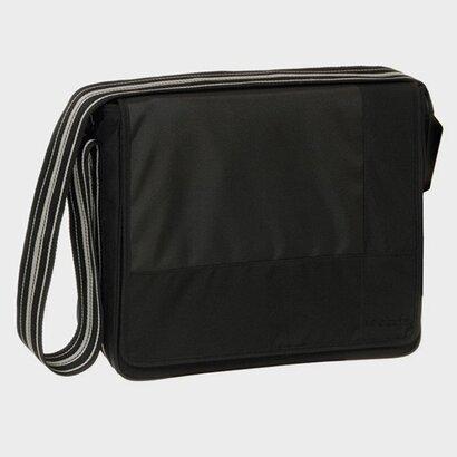 Messenger Bag Patchwork black de LÄSSIG CASUAL