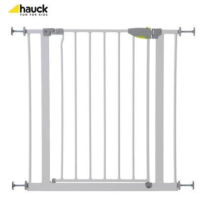 """La barrière de sécurité enfant """"Squeeze Handle Safety Gate"""" de HAUCK"""