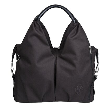 Neckline Bag black de LÄSSIG GREEN LABEL