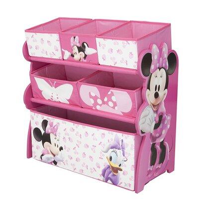 Minnie mouse la multi tag re disney minnie mouse - Meuble de rangement minnie ...