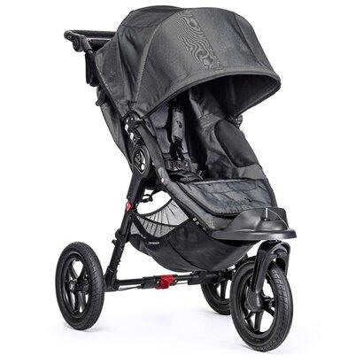 City Elite® Einer 3 Rad Kinderwagen mit Handbremse von BABYJOGGER