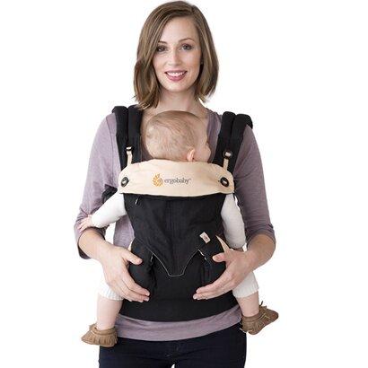 Le porte-bébé 360 Carrier modèle 2014 de ERGOBABY®