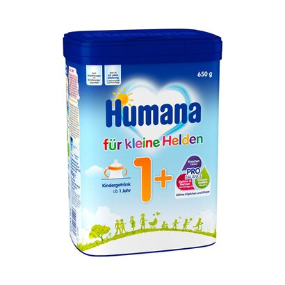 humana kindermilch 1 online kaufen baby walz. Black Bedroom Furniture Sets. Home Design Ideas