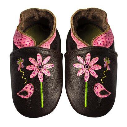 """Les chaussures 4 pattes """"Oisillon"""" de ROSE ET CHOCOLAT"""