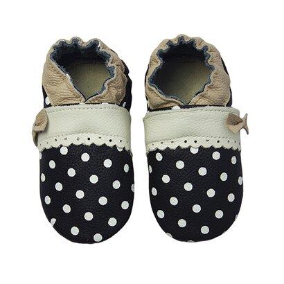 """Les chaussures 4 pattes """"Petits pois"""" de ROSE ET CHOCOLAT"""