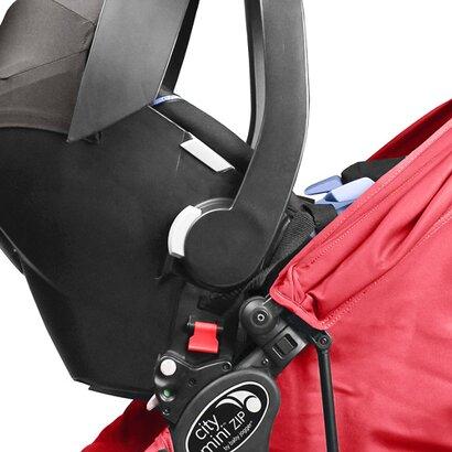 Chicco, Peg Perego Adapter für Kinderwagen City mini zip von BABYJOGGER