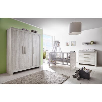 Schardt la chambre d 39 enfant nordic cascina avec armoire for Armoire chambre d enfant