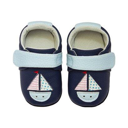 """Les chaussures premiers pas """"Sailboat"""" de ROSE ET CHOCOLAT"""
