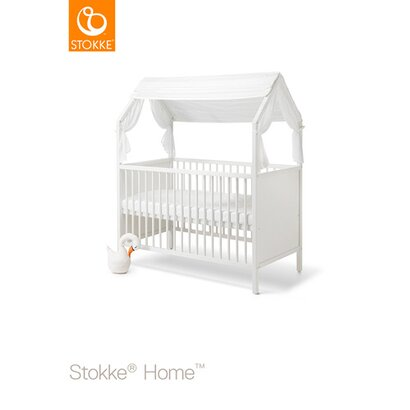 stokke home dach f r kinderbett online kaufen babywalz. Black Bedroom Furniture Sets. Home Design Ideas