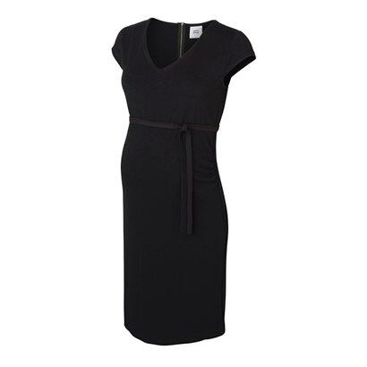 La robe de grossesse Blackie Cap Jersey de MAMA LICIOUS®
