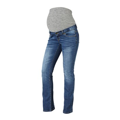 Le jean de grossesse Frey Bootcut de MAMA LICIOUS®