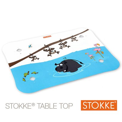 stokke tripp trapp table top online kaufen babywalz. Black Bedroom Furniture Sets. Home Design Ideas