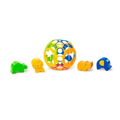 Steckspiel Formen von OBALL