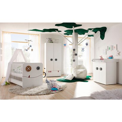 3-tlg. Babyzimmer Minimo von HÜLSTA NOW! MINIMO
