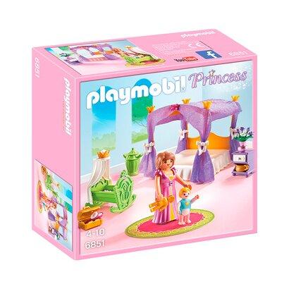 Playmobil princess 6851 himmlisches schlafzimmer online for Playmobil haus schlafzimmer