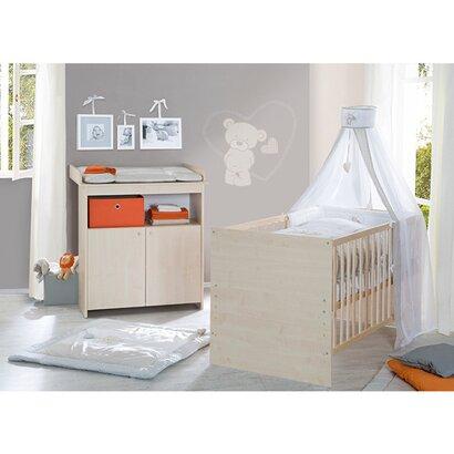 2-tlg. Babyzimmer Milo von LITTLE WORLD