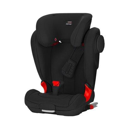 Black Series Kindersitz Design 2017 von BRITAX RÖMER KIDFIX II XP SICT