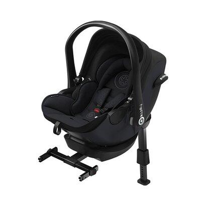 Babyschale Geburt bis 83cm, max. 13kg mit Liegefunktion und Isofix-Base 2 Design 2017 von KIDDY EVOLUNA I-SIZE