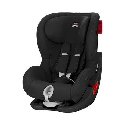 Le siège-auto Black Series modèle 2018 de BRITAX KING II